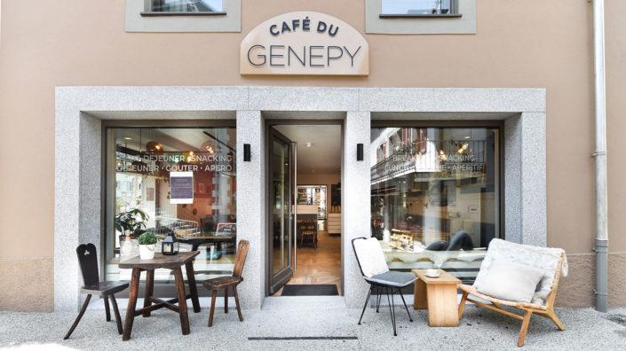 Café du Genepy